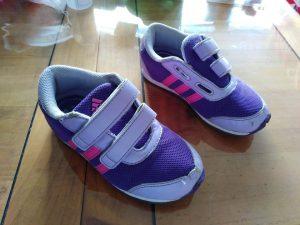 Adidas fille avant