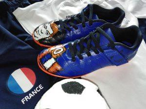 Chaussures après