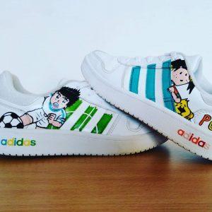 Adidas après