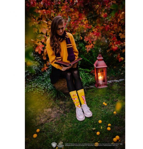 Chaussettes tenue Gryffondor